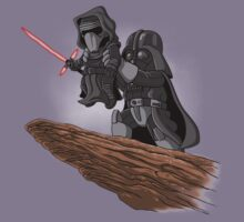 The Darth King Kids Clothes