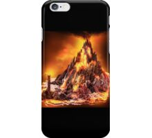 Lord of the Rings - Mount Doom iPhone Case/Skin