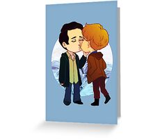 Undead Boyfriends Greeting Card