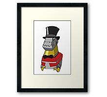 Gentlemen Framed Print