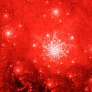 Red Fractal by Deastrumquodvic