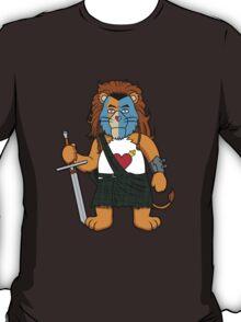 Brave Of Heart Lion T-Shirt