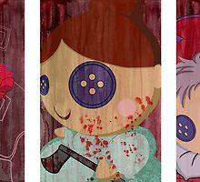 Lizzie Borden by Terumi Tashima