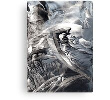 White Water #6 Canvas Print