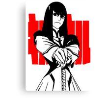 Satsuki Kill la Kill Canvas Print