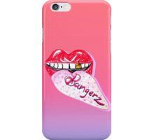 BANGERZ AESTHETIC iPhone Case/Skin