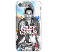 MILEY AESTHETIC LOLOL TUMBLR AF iPhone Case/Skin