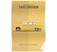 Taxi Driver - Vehicle Inspired Print Poster