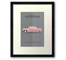 Goodfellas - Vehicle Inspired Print Framed Print
