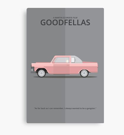 Goodfellas - Vehicle Inspired Print Canvas Print