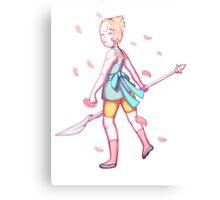 Pearl's Dance Canvas Print