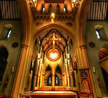 Cathedral Church of St Barnabas  by Yhun Suarez