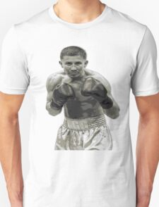 GGG Gennady Golovkin Black and white Boxing T-Shirt