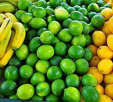 Banana, Lime, and Lemon  by joevoz