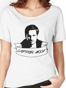 Captain Hook Ribbon Women's Relaxed Fit T-Shirt