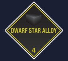Hazardous: Dwarf Star Alloy Baby Tee