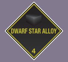 Hazardous: Dwarf Star Alloy Kids Tee