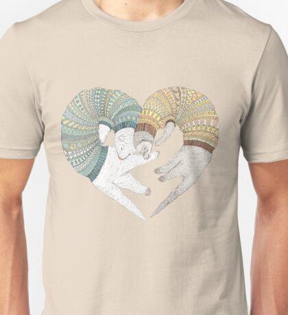 Ferret sleep Unisex T-Shirt