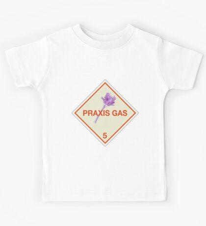 Hazardous: Praxis Gas Kids Clothes