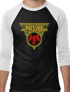 Dune HOUSE ATREIDES Men's Baseball ¾ T-Shirt