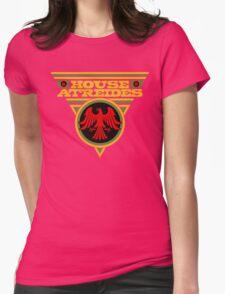 Dune HOUSE ATREIDES Womens Fitted T-Shirt