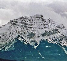 Mt Edith Cavell, Canadian Rockies, Alberta, Canada by Adrian Paul