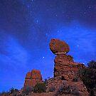 Balanced Rock by Rick Louie