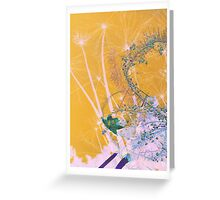 Spindly Light Greeting Card