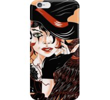 Pretty Wicked #2 iPhone Case/Skin