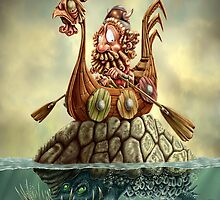 The Tale of Firgin the Fearful by Kyle Gentry
