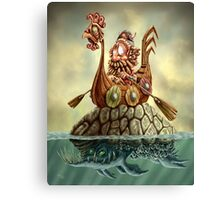 The Tale of Firgin the Fearful Canvas Print