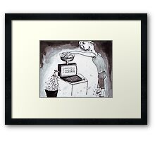 Just Another Saturday Night Framed Print