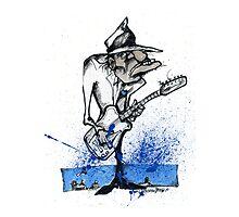BluesHeart Photographic Print