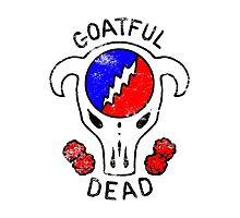 Goatful Dead Photographic Print