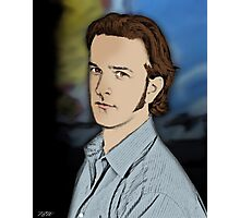 "Richard Speight Jr ""The Agency"" Sketch/Airbrush Print Photographic Print"