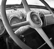 Steering Wheel by joevoz