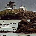 Battery Point Lighthouse by Diane Schuster