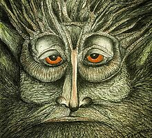 Tree Man by jbjobby