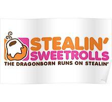 Stealin' Sweetrolls Poster