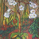 In a Corner of the Garden by Karen Gingell