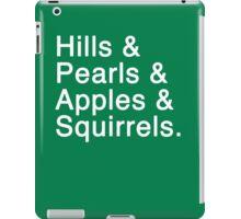 Mary Baldwin College List iPad Case/Skin