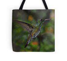 Humming Bird Tote Bag