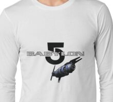 Babylon 5 Long Sleeve T-Shirt