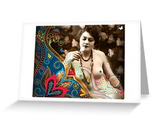 Goddess Greeting Card