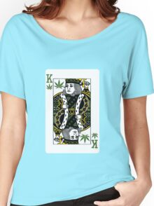 Playing cards in Amsterdam Women's Relaxed Fit T-Shirt