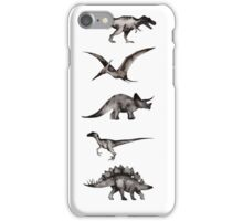 Kingdom of the Dinosaurs iPhone Case/Skin