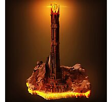 Lord of the Rings - Barad-Dur Photographic Print