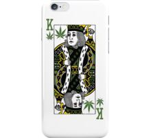 Playing cards in Amsterdam iPhone Case/Skin