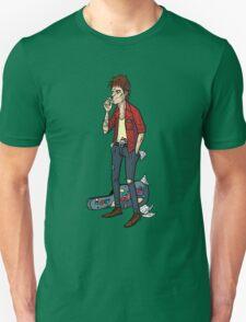 Keith Richards Cartoon Tshirt T-Shirt