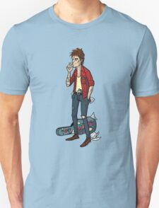 Keith Richards Cartoon Tshirt T-Shirt